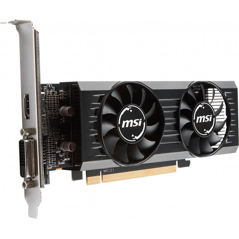 Placa de Video MSI Radeon 550 2GT LP OC 2GB GDDR5