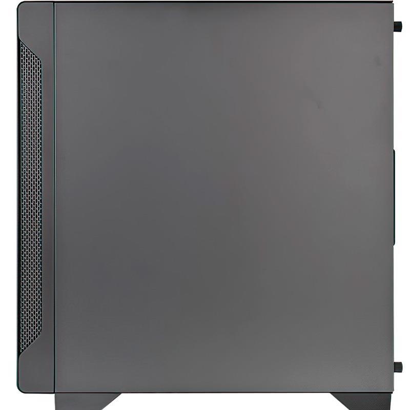 Gabinete Thermaltake S100 Black Tempered Glass