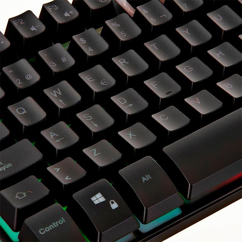 Teclado Genius Gaming GX Scorpion K8 SP Rainbow