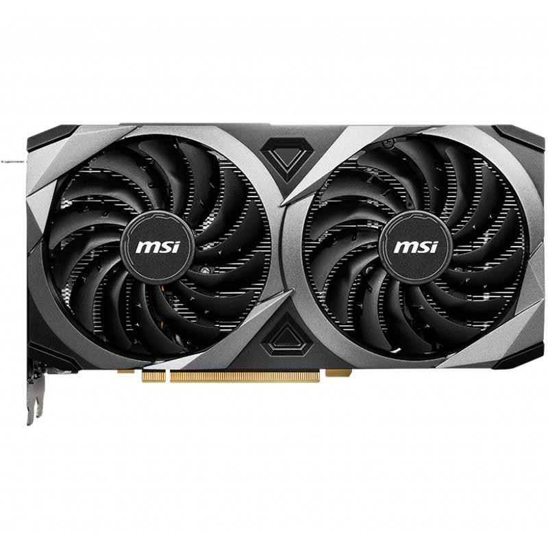 PREVENTA 28 DE ABRIL - Placa de Video MSI Nvidia Geforce RTX 3070 Ventus 2X OC 8GB GDDR6