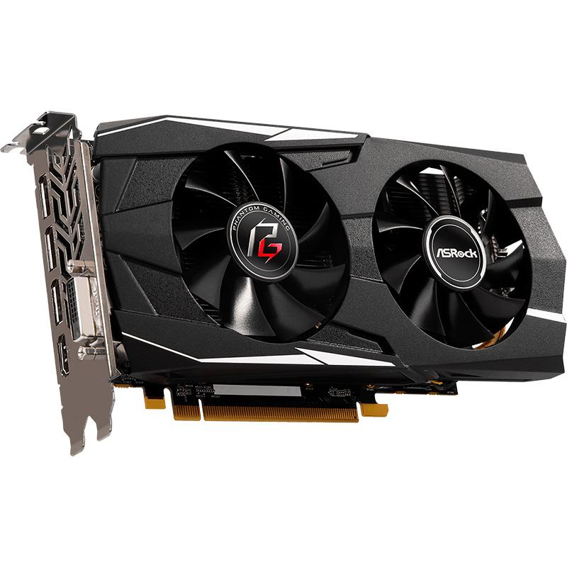 Placa de Video Asrock Rx 570 Phantom Gaming D OC 4GB GDDR5