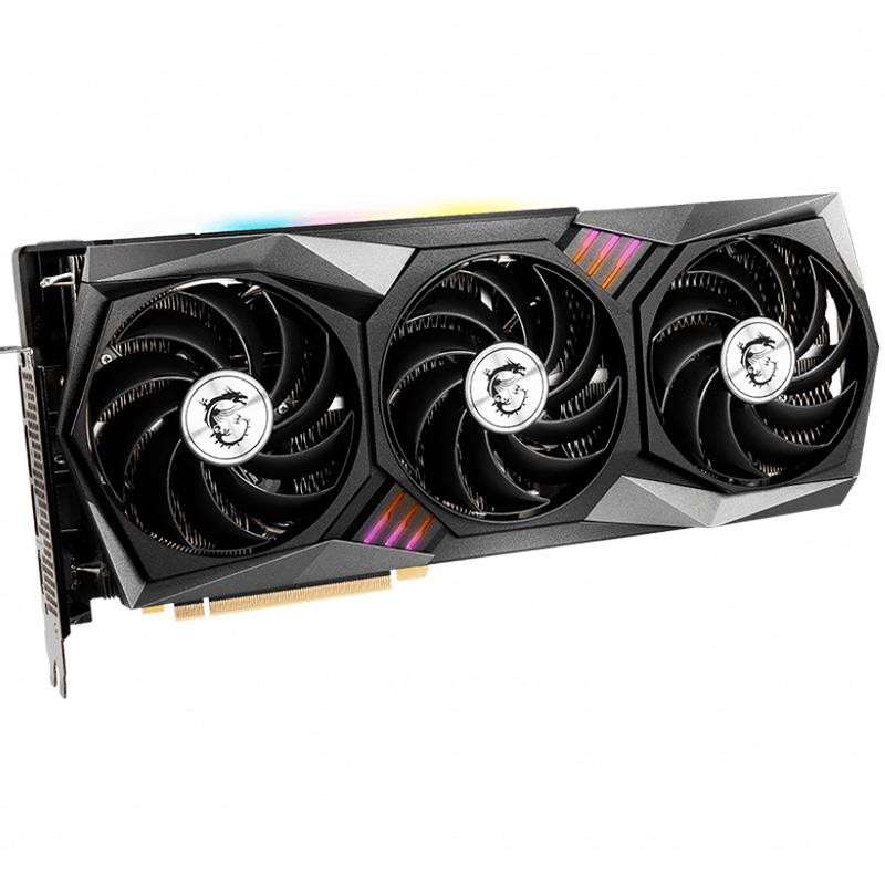 Placa de Video MSI Nvidia Geforce RTX 3070 Gaming X Trio 8GB GDDR6