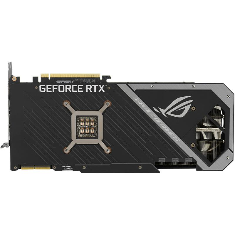Placa de Video Asus GeForce RTX 3090 Rog Strix Gaming O24GB GDDR6X