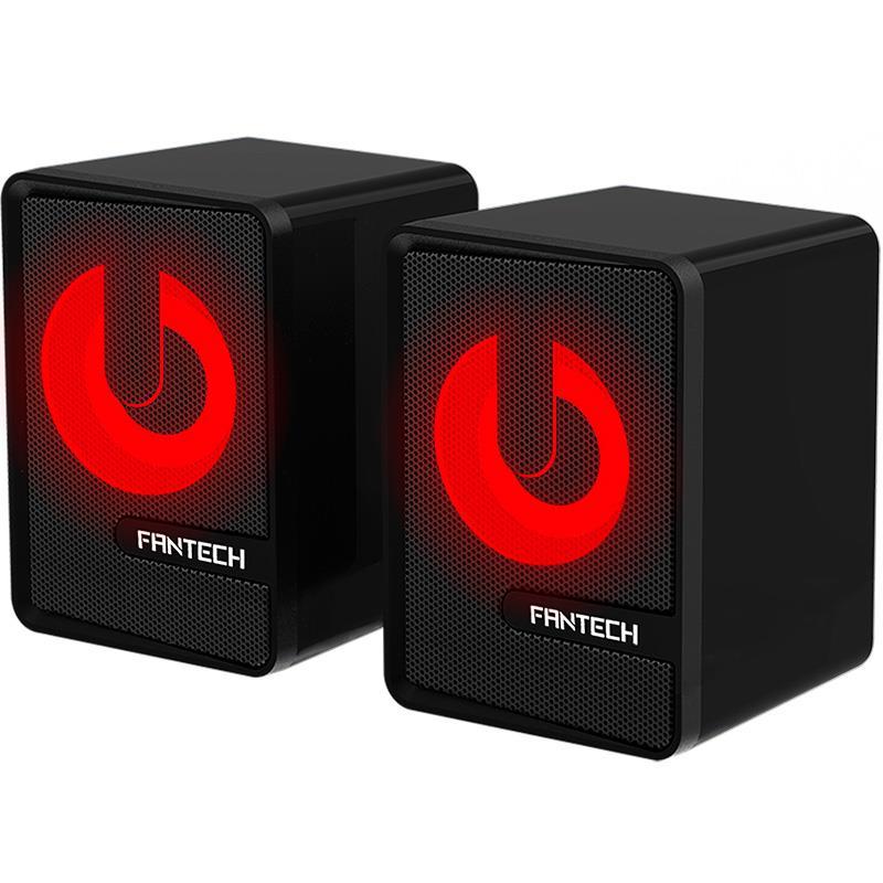 Parlante Fantech GS203 Beat RGB 2.0