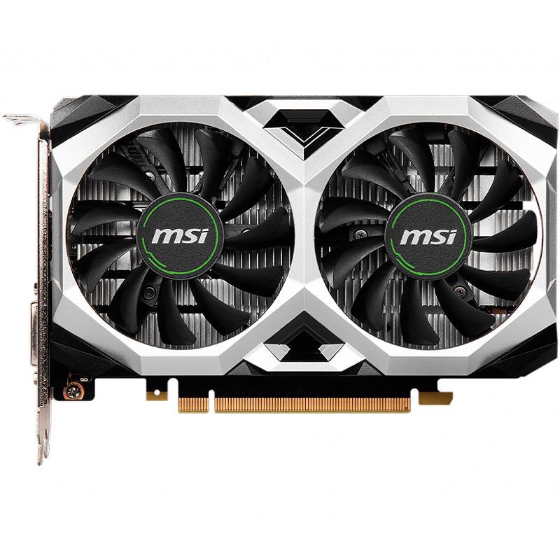 Placa de Video MSI Nvidia Geforce GTX 1650 D6 Ventus Xs OCV1 4GB GDDR6