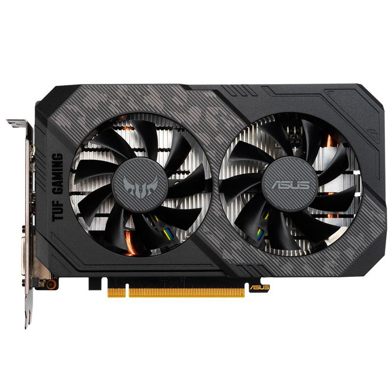 Placa de Video Asus Nvidia GeForce GTX 1650 Super TUF OC 4GB GDDR6