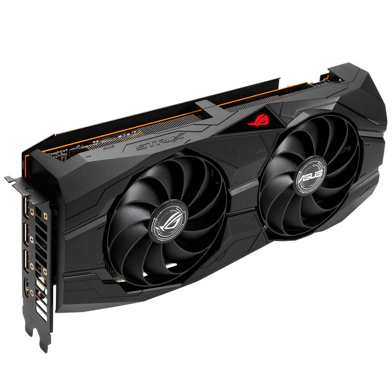 Placa de Video Asus RX 5500 XT Strix OC 8GB GDDR6