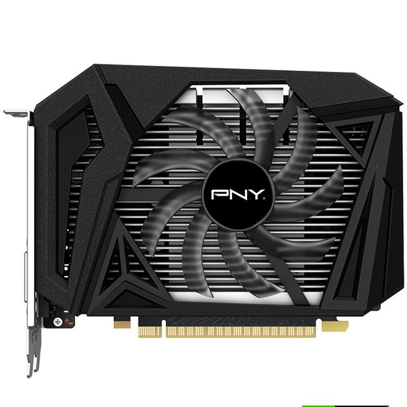 Placa de Video PNY GeForce GTX 1650 4GB GDDR6 Single Fan
