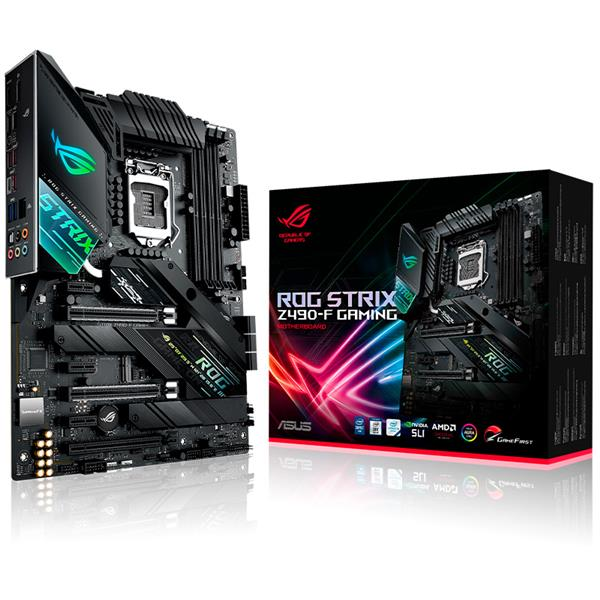Mother Asus (1200) ROG STRIX Z490-F GAMING