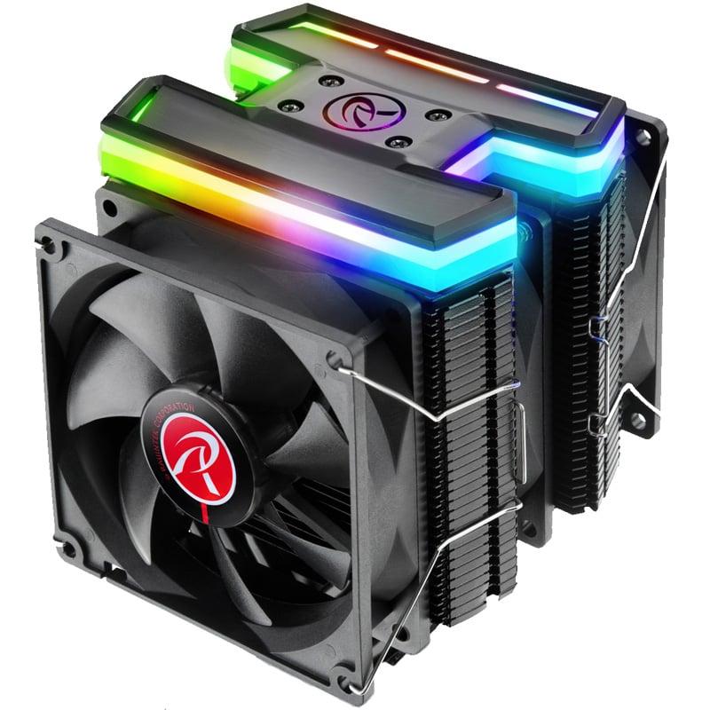 CPU COOLER RAIJINTEK DELOS RBW ARGB