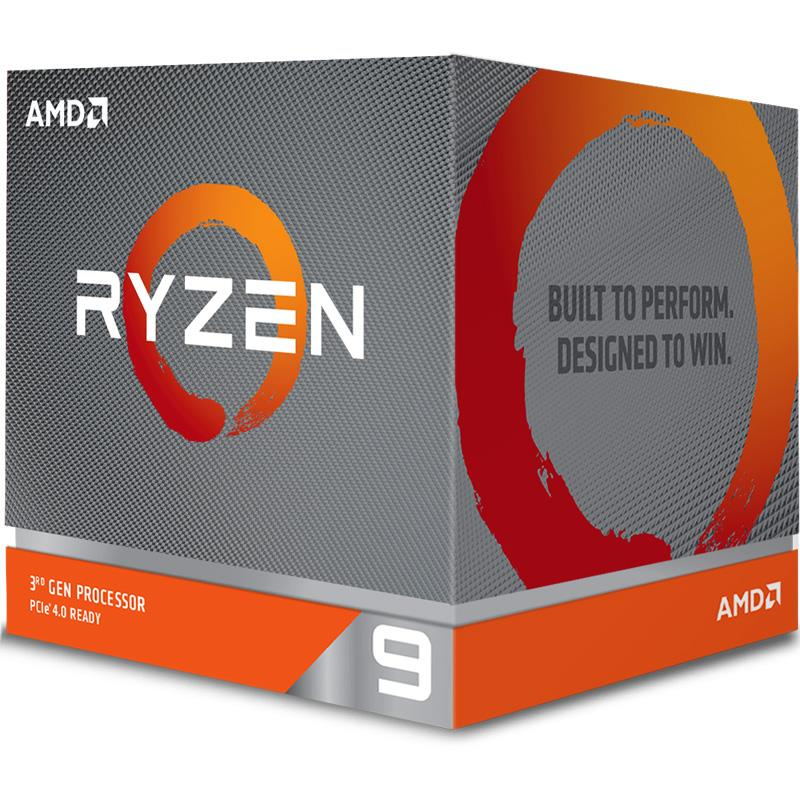 Micro AMD Ryzen 9 3900X 4.6 Ghz AM4