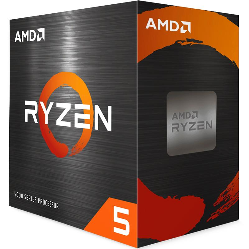 Micro AMD Ryzen 5 5600X 4.6 Ghz AM4