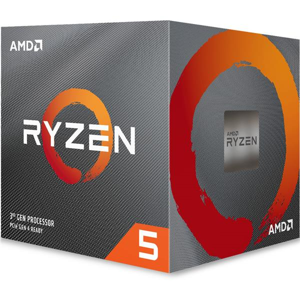 Micro AMD Ryzen 5 3600XT 4.5 Ghz AM4