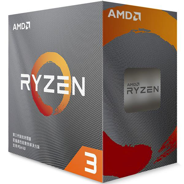 MICRO AMD RYZEN 3 3100 3.9 GHZ AM4