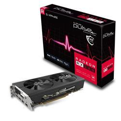 Placa de Video Sapphire Rx580 Pulse 8G DDR5