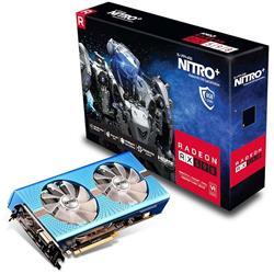 Placa de Video Sapphire Rx590 Nitro+ 8G Special Edition GDDR5