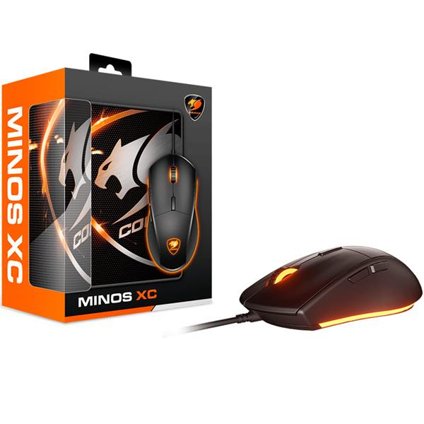 Combo Mouse y Mouse Pad Cougar Minos XC Gaming Gear