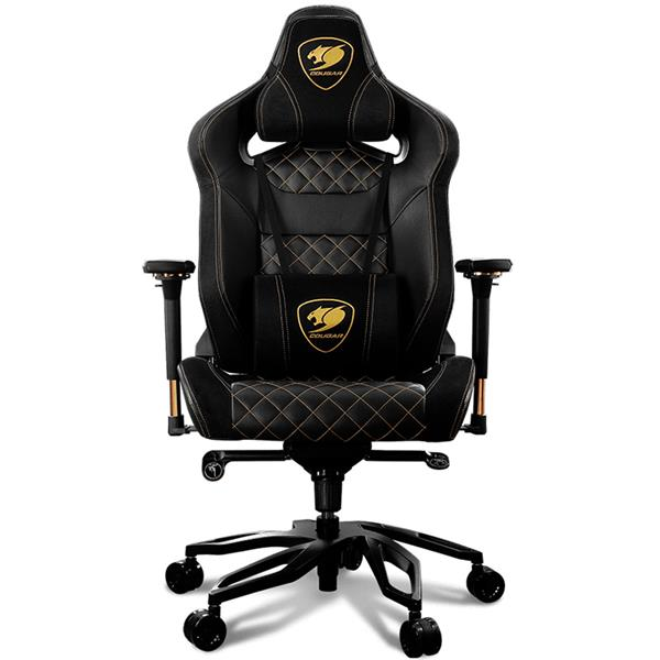 Silla Gamer Cougar Armor Titan Pro Royal Black