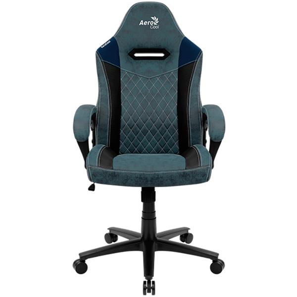 Silla Gamer Aerocool Duke Lite Steel Blue