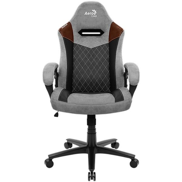 Silla Gamer Aerocool Duke Lite Tan Grey