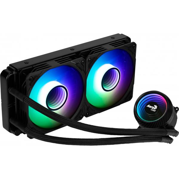 CPU WATER COOLER AEROCOOL MIRAGE L240 ARGB
