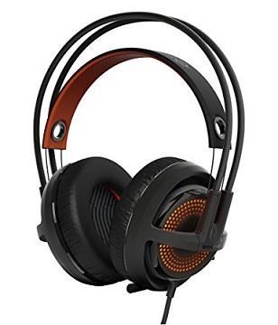 Auricular SteelSeries Siberia 350 Black dts RGB