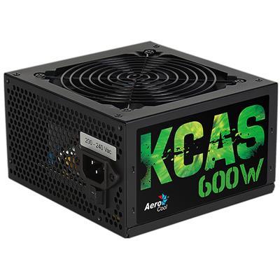 Fuente 600W Aerocool Kcas-600W 80 PLUS Bronce