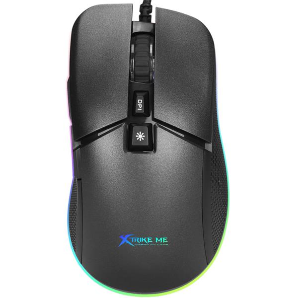Mouse Xtrike Me GM-310 RGB 6400 Dpi