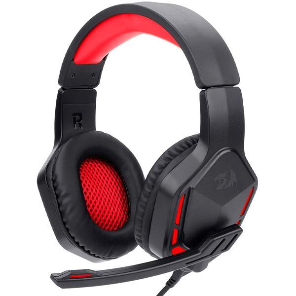Auricular c/mic Gamer Redragon H220 Themis 2