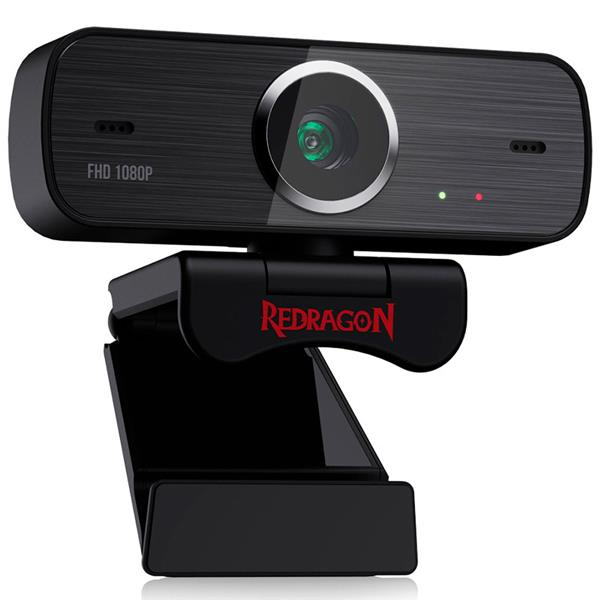 Webcam Redragon GW800 Hitman 1080p