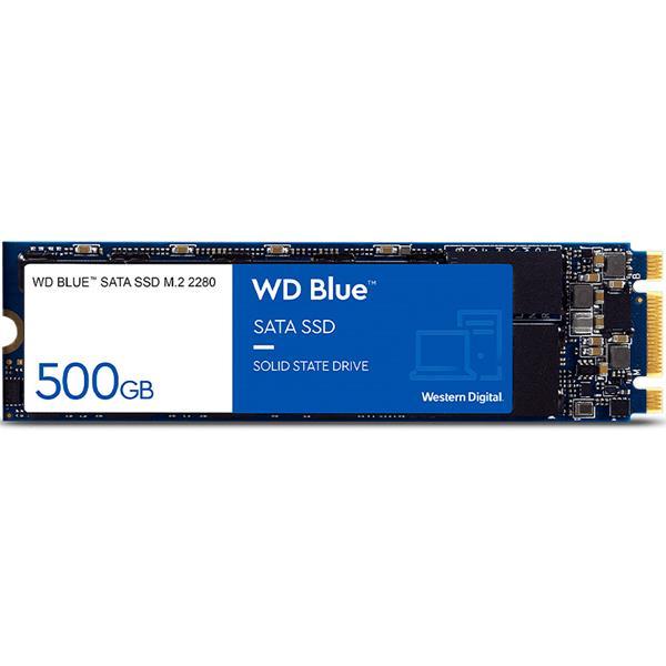 DISCO SOLIDO SSD 500GB WESTERN DIGITAL M.2 BLUE