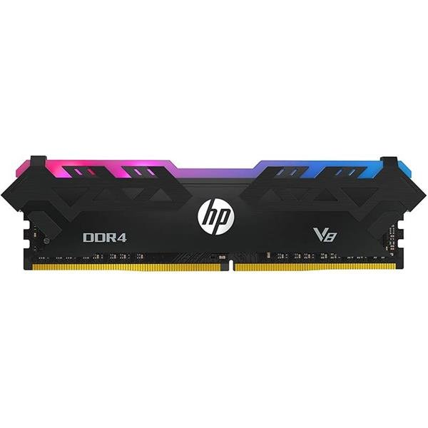 Memoria Ram HP V8 8GB 3600 Mhz DDR4 Black RGB