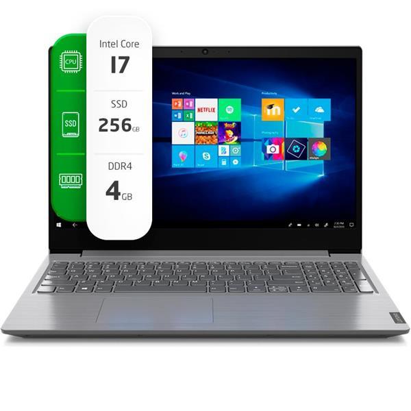 Notebook Lenovo V15 I7 4GB 256GB SSD FREE DOS 15