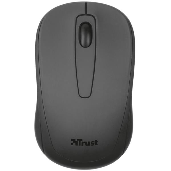 Mouse Optico Trust Ziva Wireless Compact
