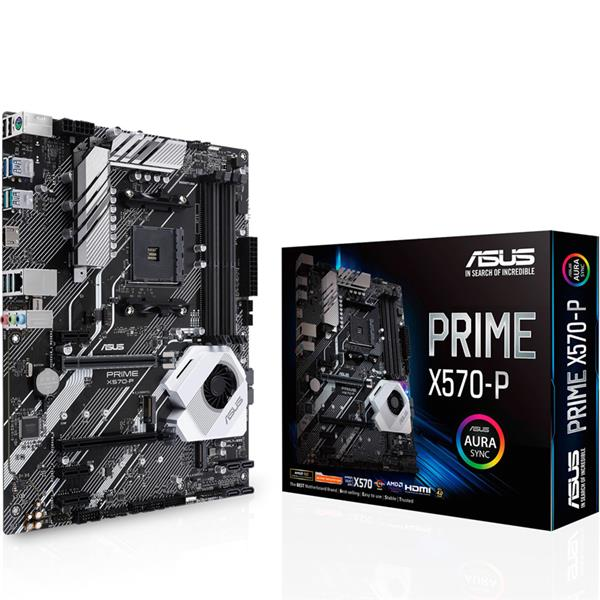 Motherboard Asus Prime X570-P AM4