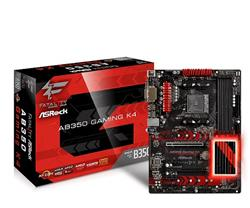 Mother Asrock (AM4+) AB350 GAMING K4