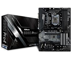 Mother Asrock (1151) B360 Pro4 Ddr4