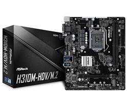 Mother Asrock (1151) H310M HDV/M.2
