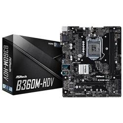 Mother Asrock (1151) B360M-HDV Ddr4