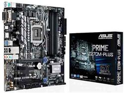 Mother Asus (1151) Z270M PLUS PRIME Ddr4