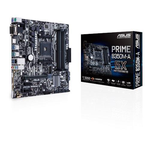 Mother Asus (AM4+) B350M-A Prime CSM