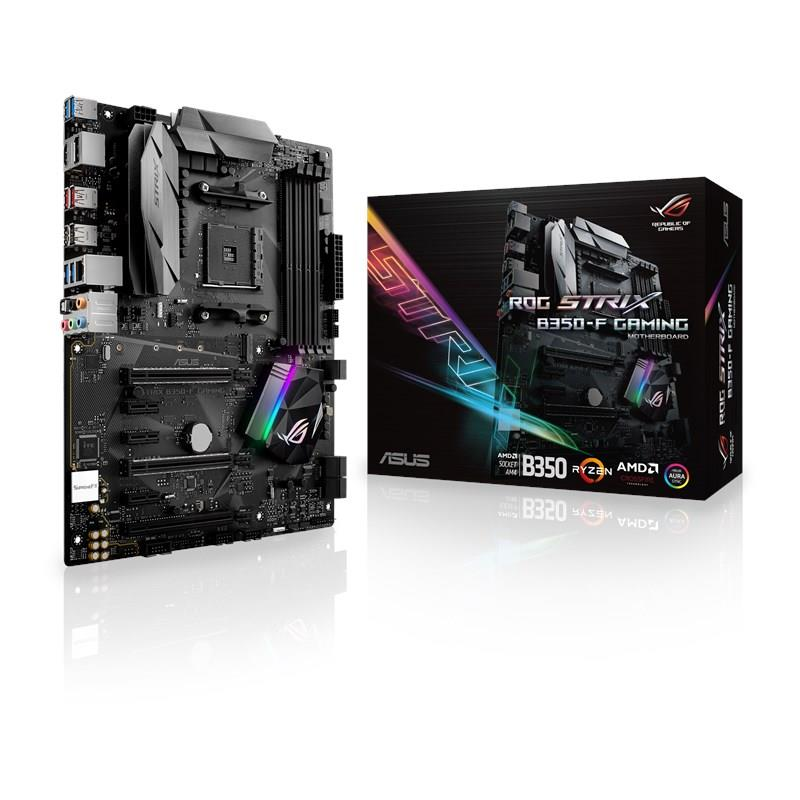 Mother Asus (AM4+) B350-F Gaming