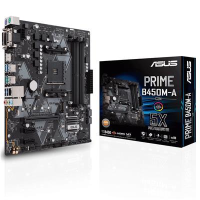 Mother Asus (AM4+) B450M-A CSM Prime
