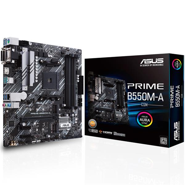 Motherboard Asus B550M A Prime AM4