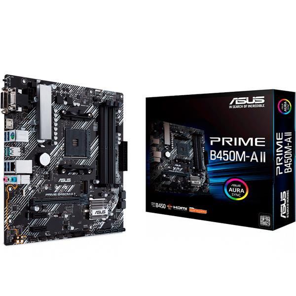Motherboard Asus B450M-A Prime II AM4