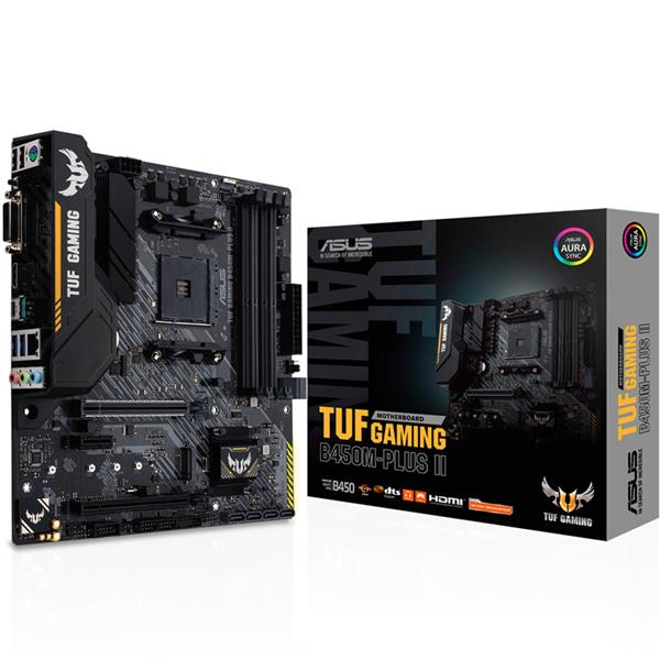 Motherboard Asus B450M TUF PLUS II Gaming AM4