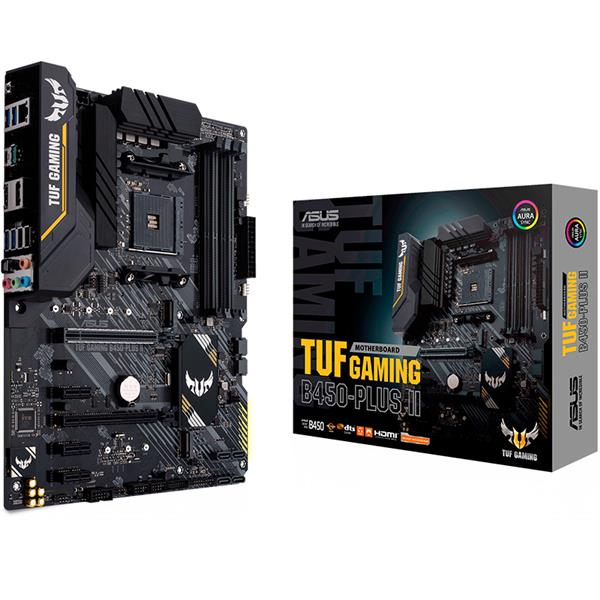 Motherboard Asus B450 TUF PLUS II Gaming AM4