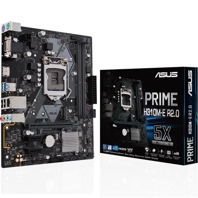 Mother Asus (1151) Prime H310M-E R2.0
