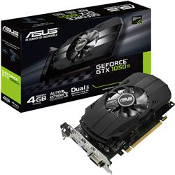 Placa de Video Asus GTX1050 Ti PHOENIX 4Gb Ddr5