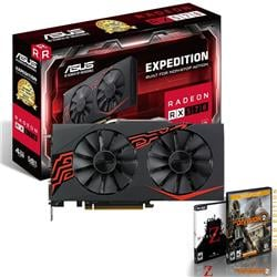 Vga Pci-E Asus Rx570 Expedition 4G DDR5